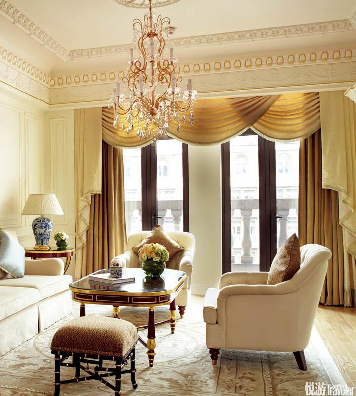 天津麗思卡爾頓酒店 The Ritz-Carlton, Tianjin:酒店借古堡外型、英式家俬搭中國古董的內飾訴說天津英租...