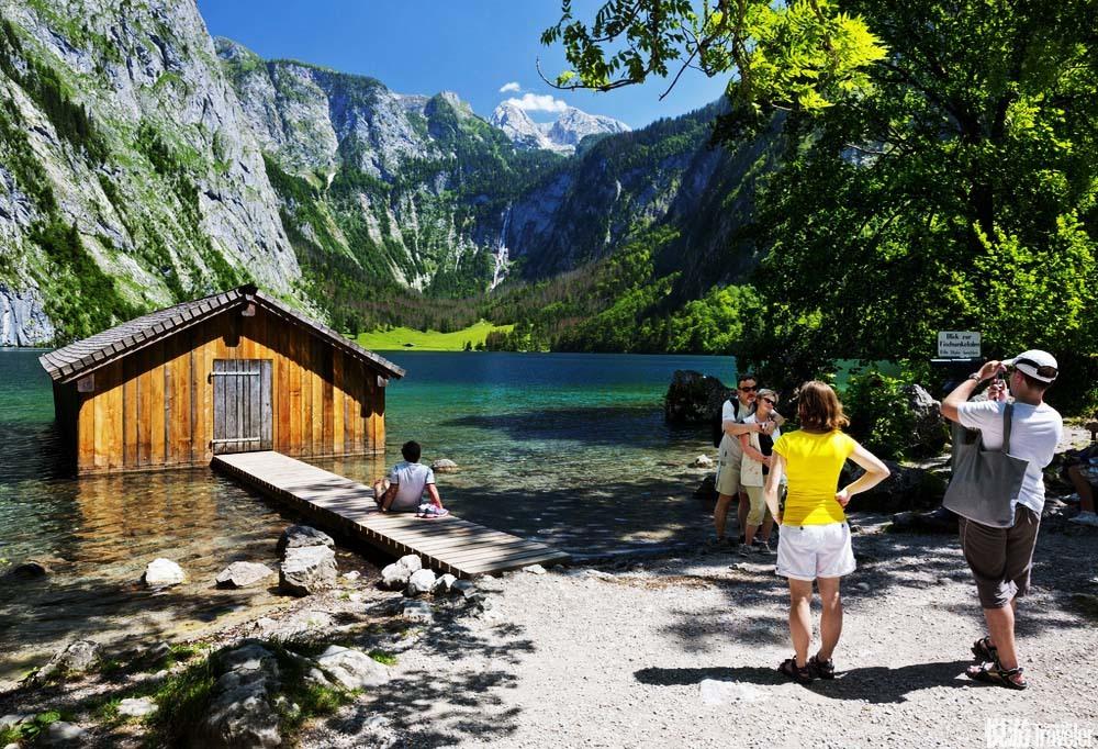 贝希特斯加登国家公园坐落于德国南部,同奥地利接壤的边境。这个公园为德国人最值得夸耀的风景胜地,园内...