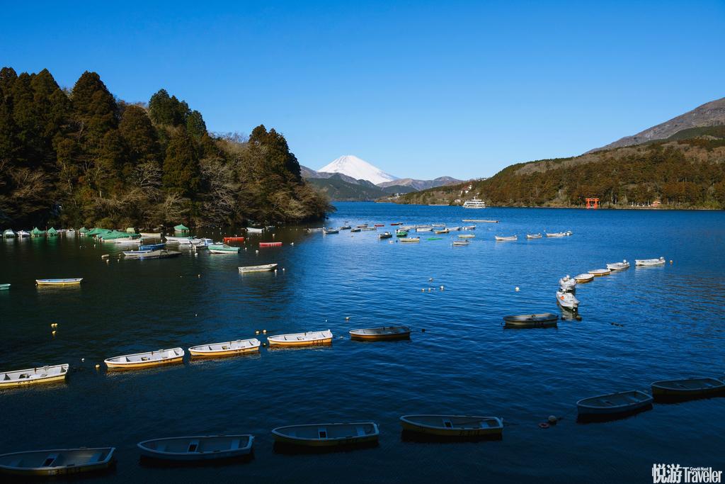 日本箱根町箱根町是日本富士箱根伊豆国立公园的一部分,来到这能欣赏到富士山的壮丽景观,还能享受世界知...