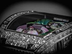 千万美金打造的木兰花开 腕表真是上流产物