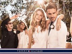 Tommy Hilfiger庭院婚礼季