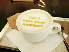 咖啡拉花机!随心所欲定制个性拉花