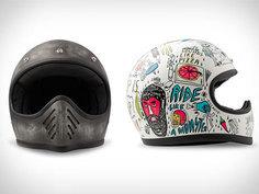 DMD高品质复古定制头盔