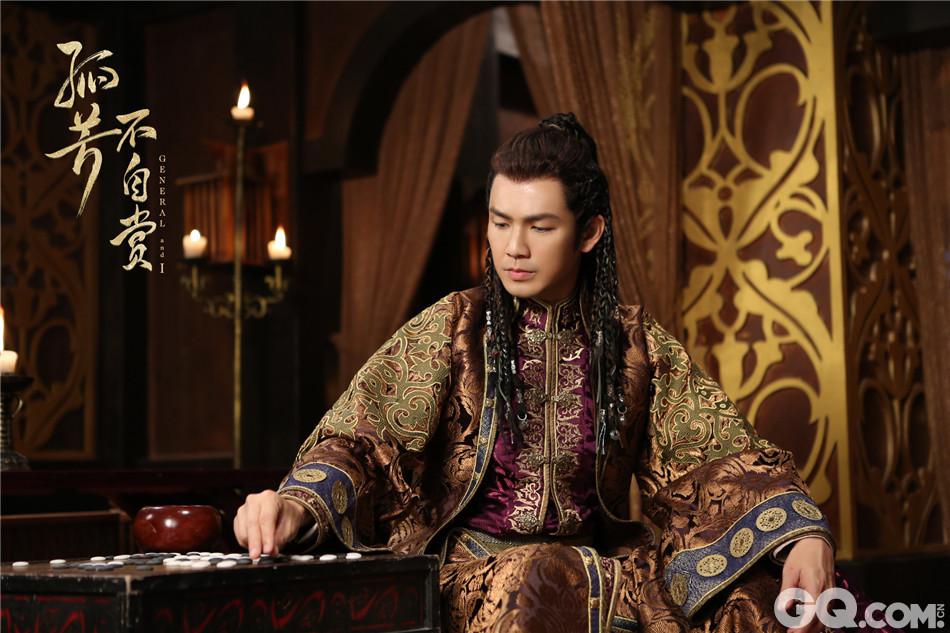 古香古色的极简主义风格延续了《孤芳不自赏》一贯的清雅格调。