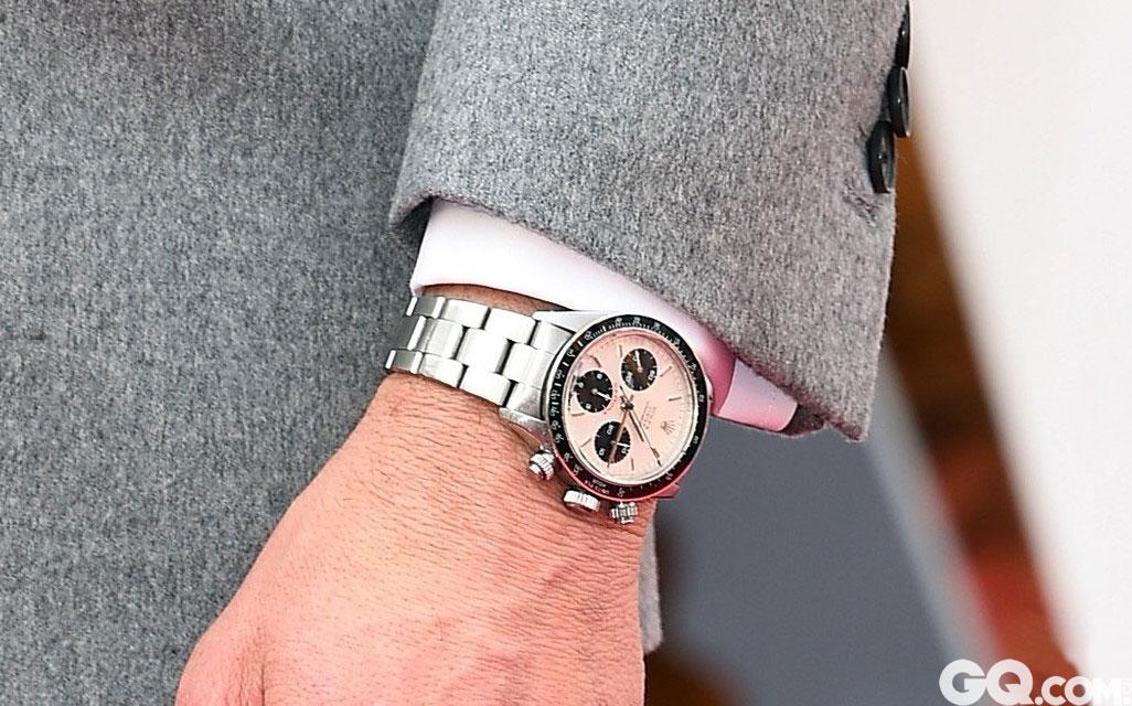 男人正装戴表 主要看手腕_腕表_GQ男士网
