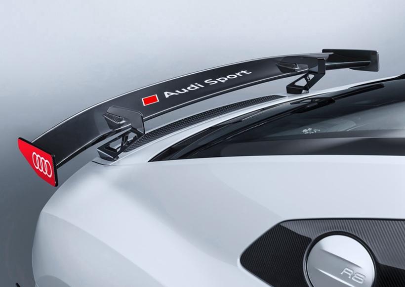 奥迪发布了一款奥迪R8 performance parts套件版车型,新车型是基于普通版车型开发而来。