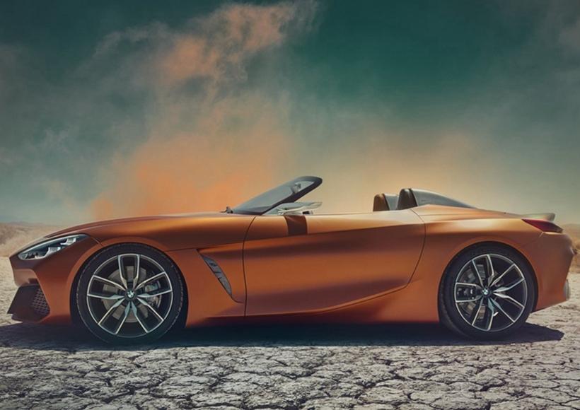 就外观而言,Concept Z4承继Z家族既有的设计元素,采纳较长的轴距搭配长车头、短车尾的设定,让驾驶能够更贴近车辆核心,而采纳楔型设计的车身轮廓,也带来更为动感的氛围。