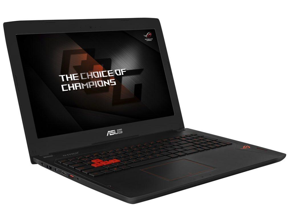 NO.4 ASUS ROG Strix GL502 毫无疑问,这是一款最佳的游戏伴侣。15.6英寸的高清屏幕,1920×1080的分辨率,英特尔i7内核加持。美中不足的是电池所能够持续提供的能量供应,以及音响效果的差强人意。