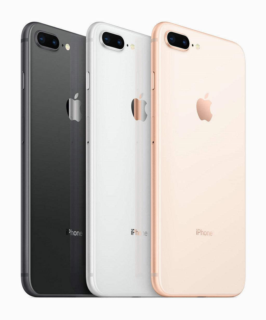 同时,iPhone 8有了单镜头摄像头和 iPhone 8 Plus 上支持人像光效的双镜头摄像头,备受喜爱的相机变得倍加出色;无线充电让 iPhone 具备了又一强大的新功能。