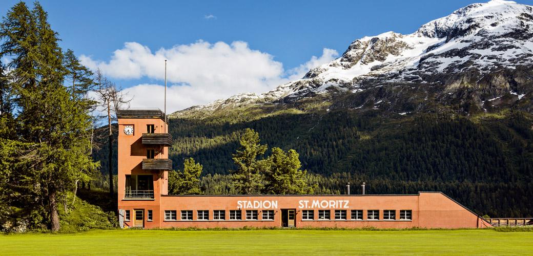 他决定在瑞士滑雪胜地安个家,前身竟是冬奥场馆!