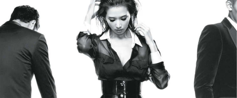林志玲 女神是怎样炼成的