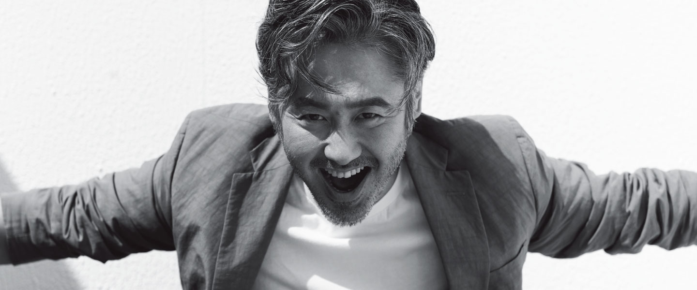 吴秀波:男人四十
