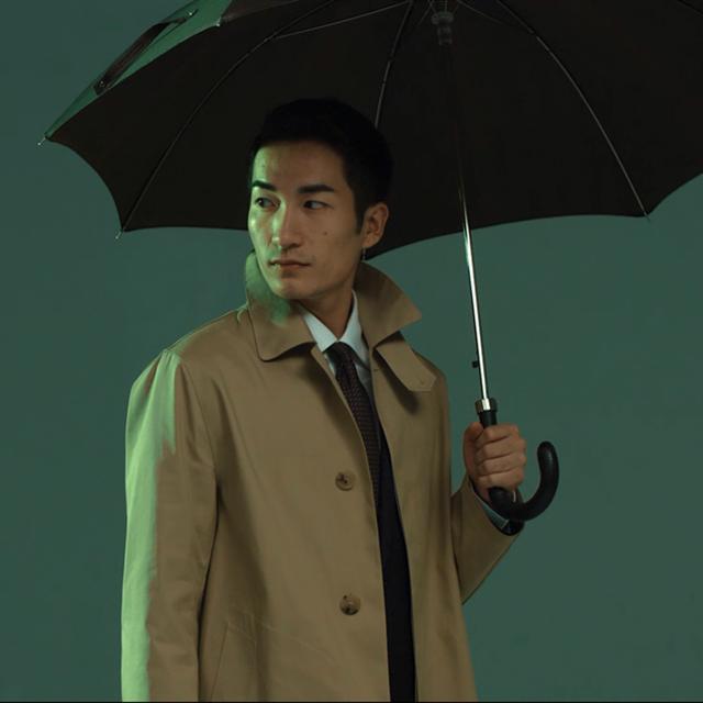 风雨衣也可以变得这么时髦又实用