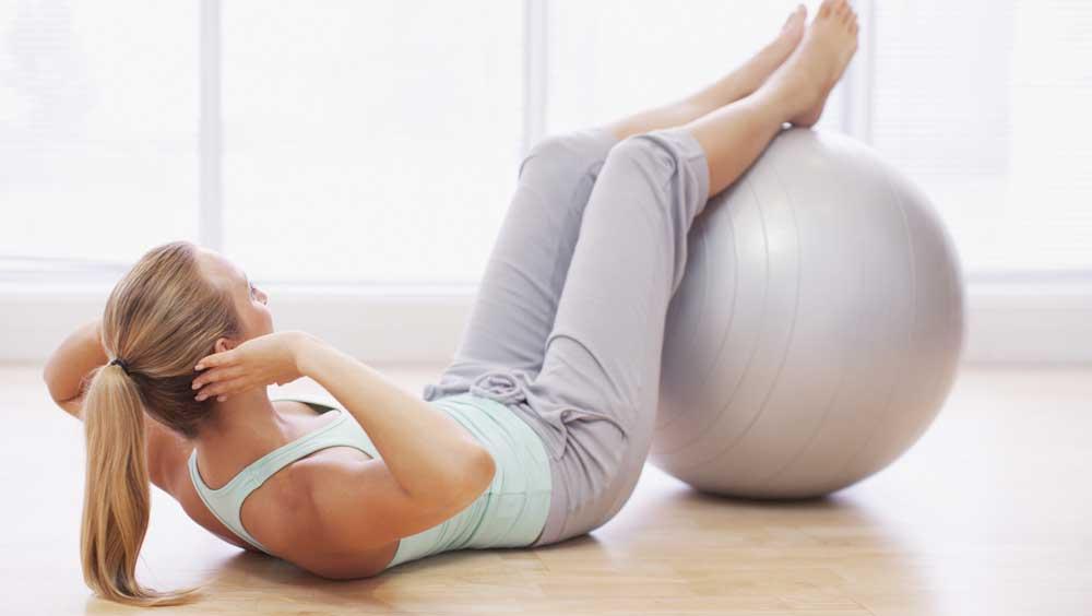 8个动作让扁平臀变翘臀