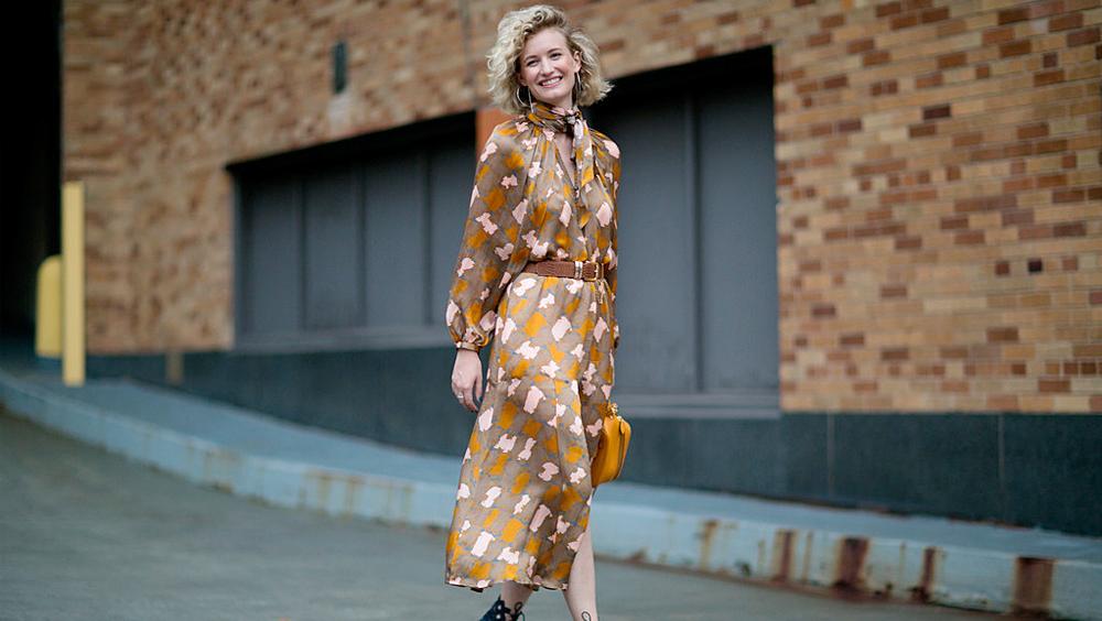 有了这几条连衣裙 你就拥有整个秋天
