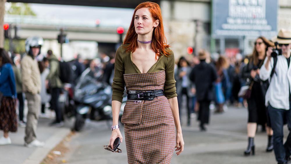 谁穿谁美,这可能是最不挑身材的裙子