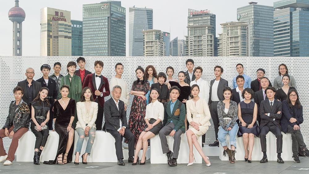 章子怡、周迅、陈坤、杨幂 Vogue Film带来了一场最时髦的首映礼