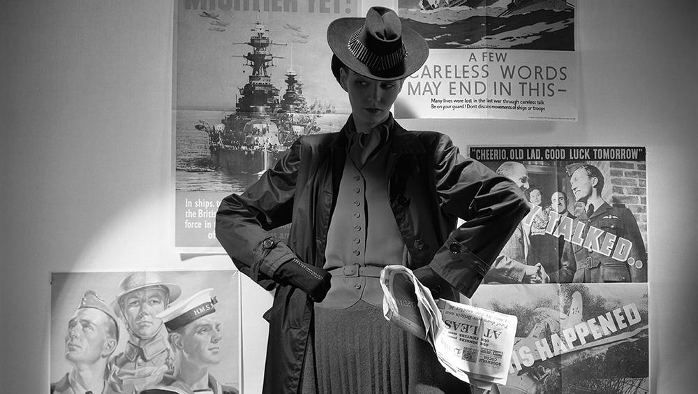 1940年代和2020年代:危機時期的時尚