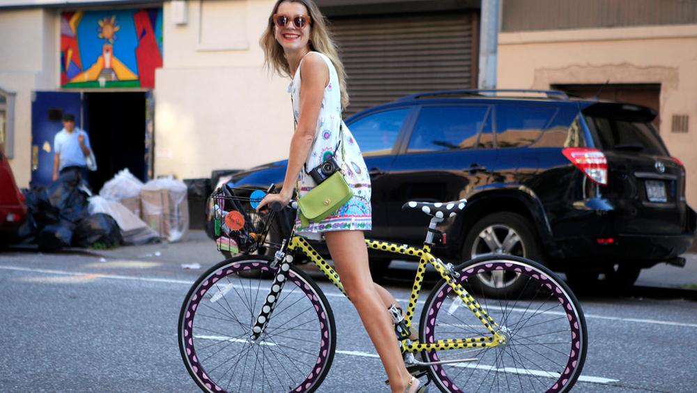 提臀瘦腿平小腹,原来最难减的部位骑单车就能实现!