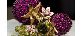 大自然与珠宝的融合