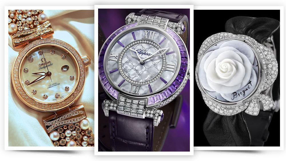 有钱不任性 这9款珠宝表值得拥有