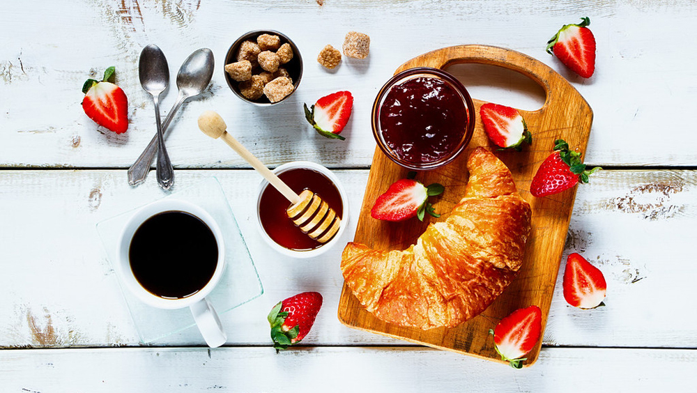 高顏值早餐 第一道小確幸從清晨開始