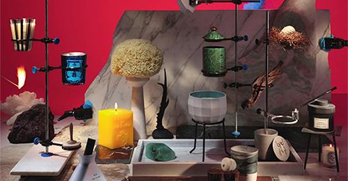 香味实验室 Fragrant Creations