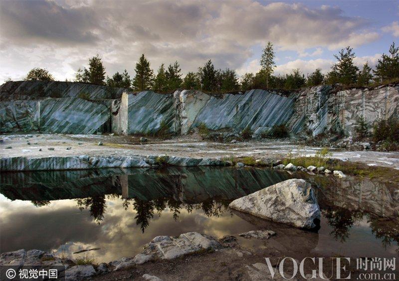 完美改造废矿  14个矿山公园别有洞天