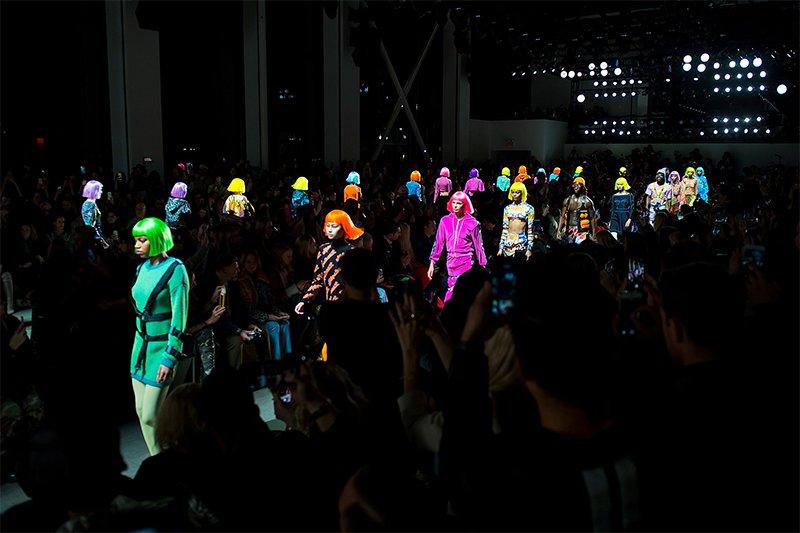 JeremyScott 纽约时装周的五大亮点