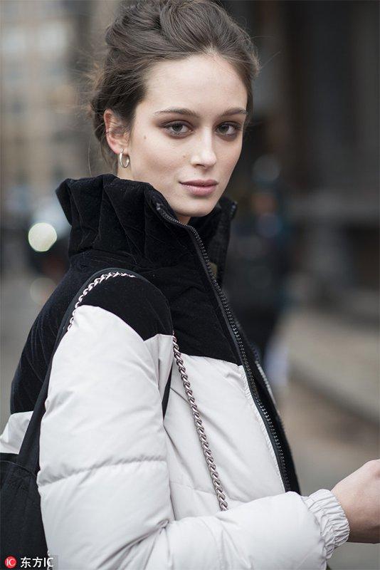 2018秋冬紐約時裝周街拍Day4