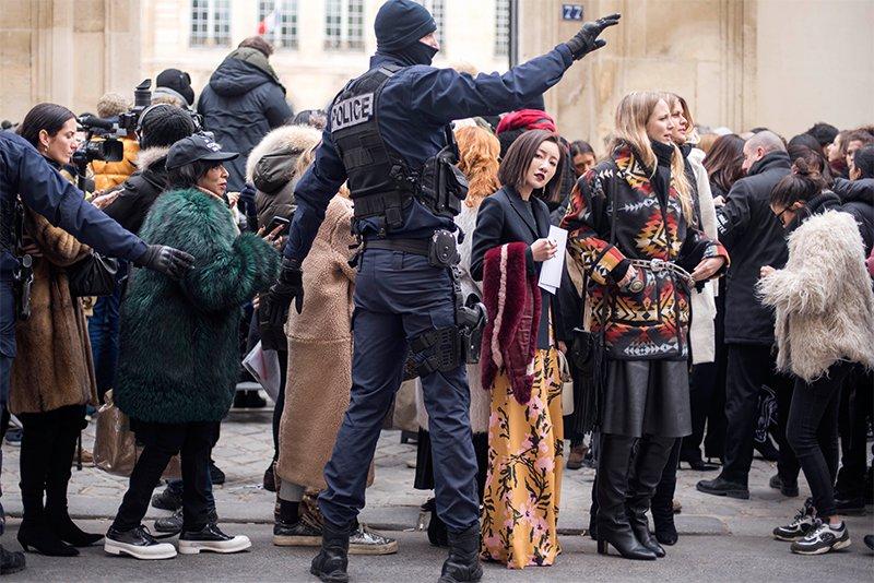 2018巴黎時裝周街拍 Day6