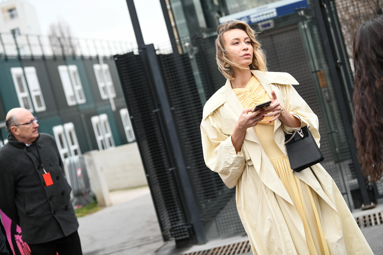 2019秋冬巴黎时装周最佳街拍第四日?