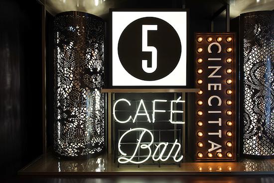 酒吧橱窗设计效果图