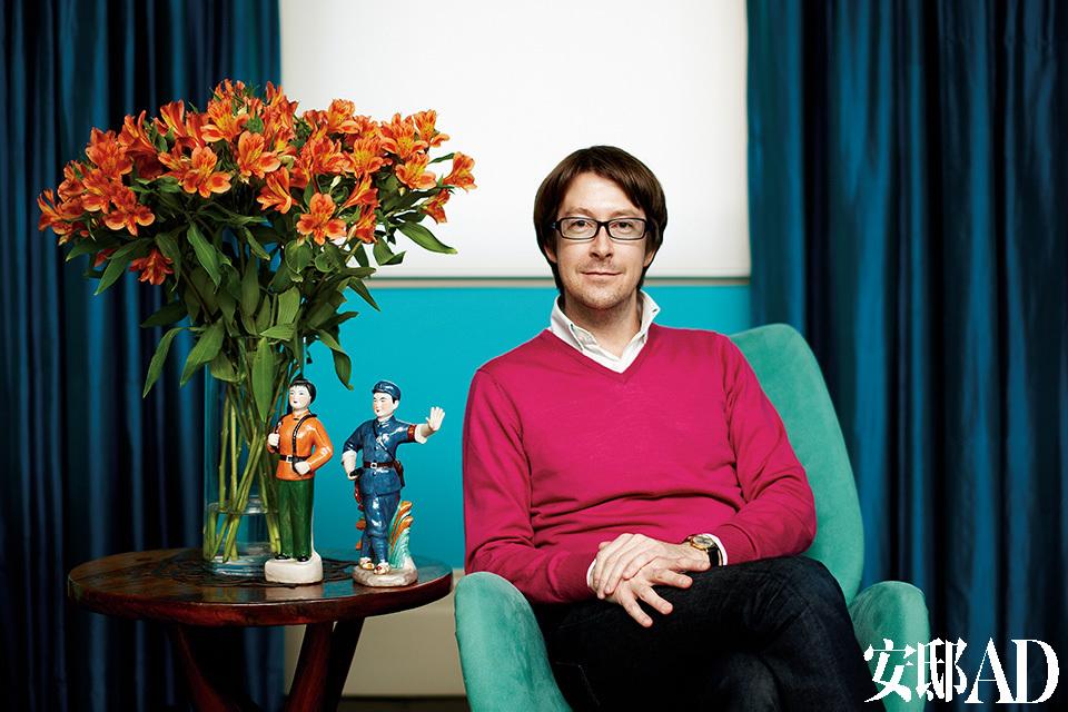 photographer: Nicholas Watt / Courtesy of Inside Out Magazine主人: 悉尼建筑师斯考特·韦斯顿(Scott Weston)