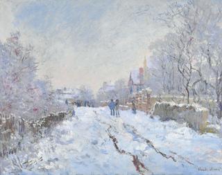 素雅银冬 Winter Whites