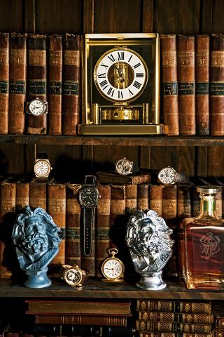 时日留痕 Clock Watchers
