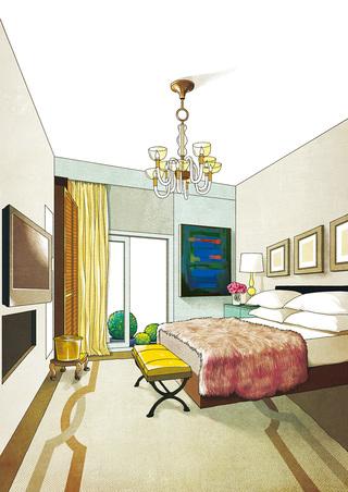 """睡房,真正的一家之""""主"""" Bedroom Bliss"""