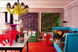 家居面料,色彩升温 Fantastic Fabrics