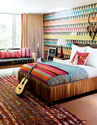"地面彩""衣"" Cool Carpets"
