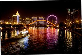 津港之悦 City of Contrasts