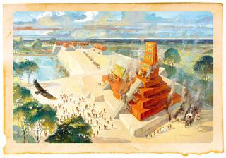 原始玛雅 Mayan Tribute