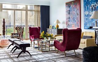 纽约·色彩咏叹调 One Room, One Color