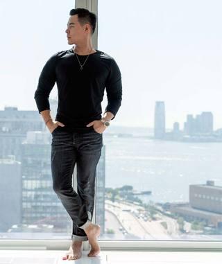 150㎡ | 这个会跳舞的摄影师帅哥,让纽约公寓轻舞飞扬