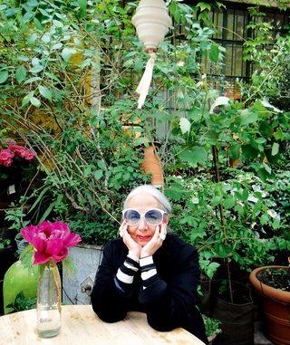 米兰设计周Day6 | 大眼镜老太太,她今年看中了谁?