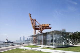 "上海""云展馆""The Cloud Pavilion"