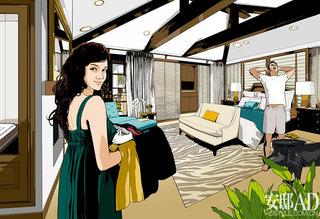 520告白日,如何极速翻新浪漫卧室?