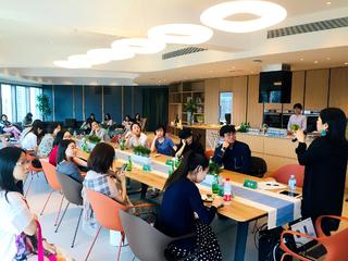 社区文化,诠释协同办公的新可能——金尚·丽《绿野仙踪》仲夏媒体预览会