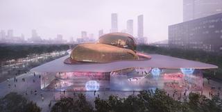 ennead建筑设计事务所将打造国际演艺中心