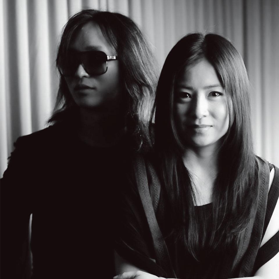 罗灵杰(左)龙慧祺(右)