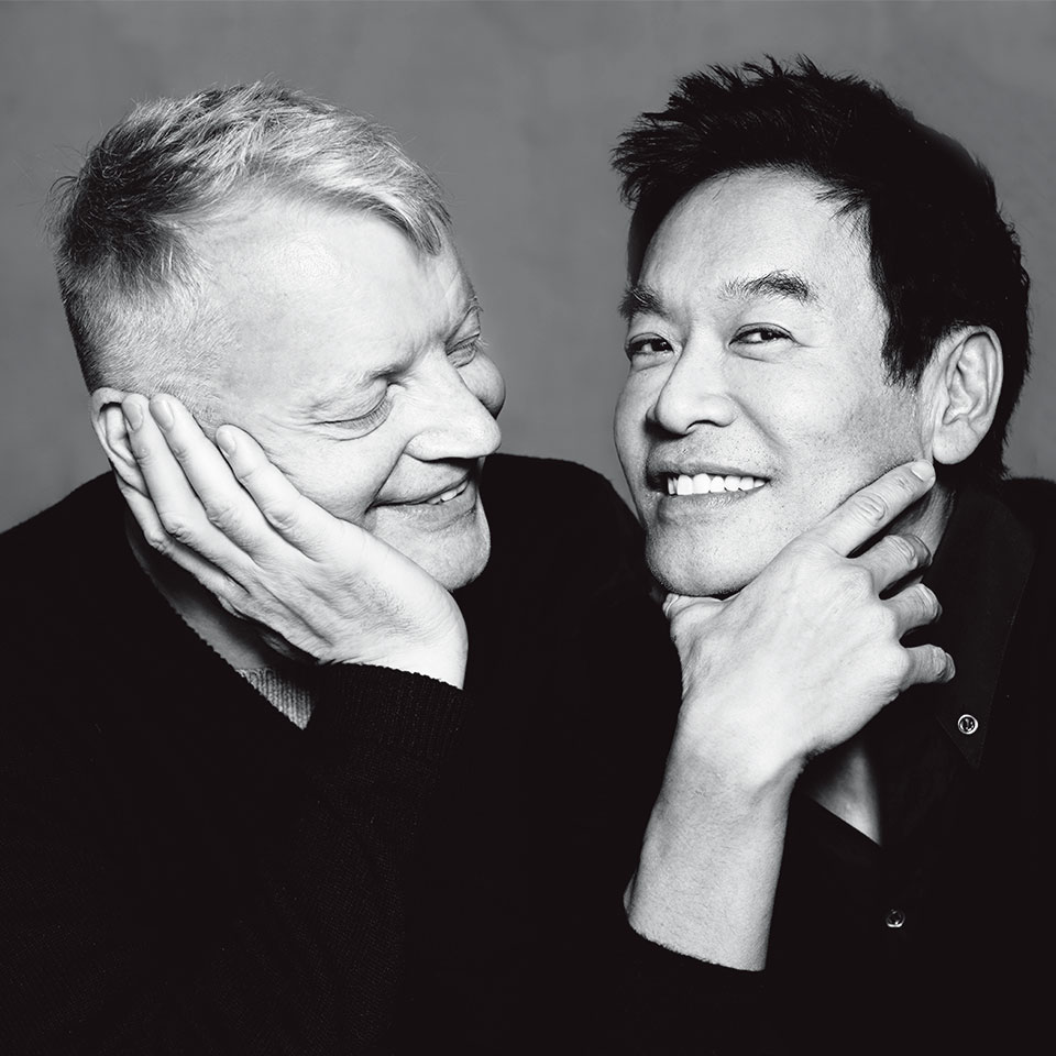 Glenn Pushelberg、George Yabu